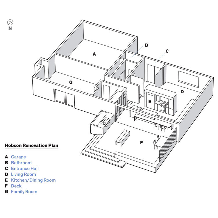 Hobson Renovation Plan