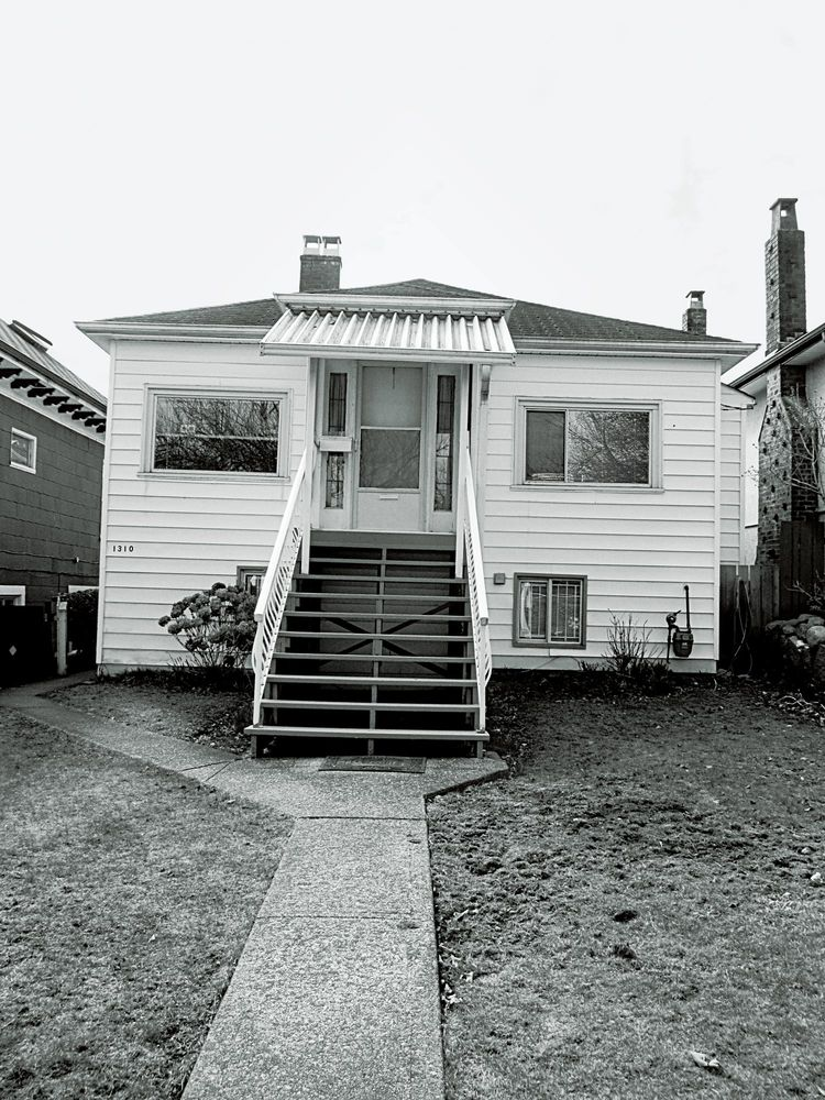 1,300-square-foot 1940s bungalow in Vancouver