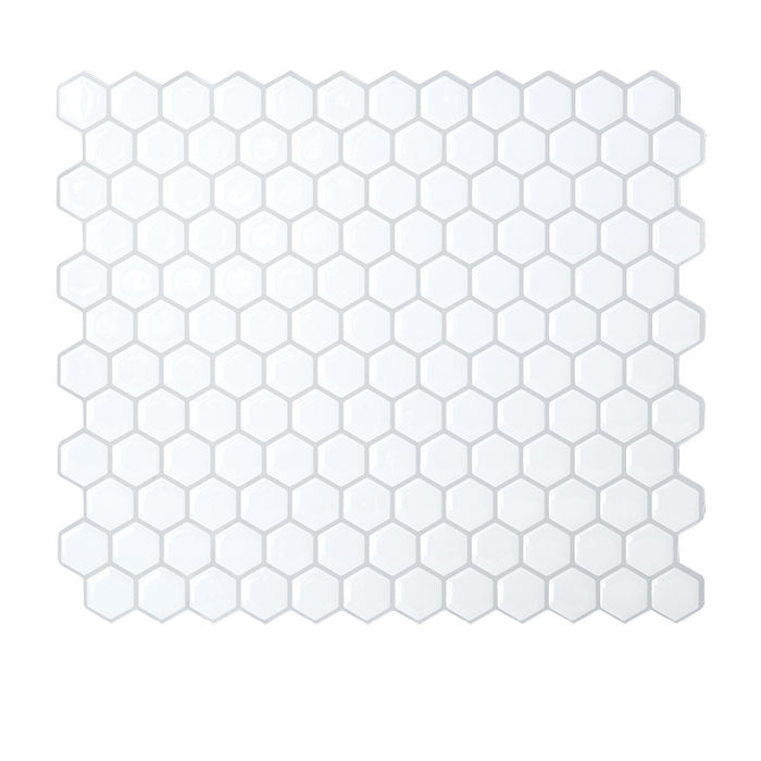 modern kitchen and bath rental fixes and improvements include hexagon smart tiles by qhinco & Cie