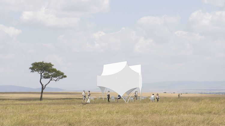 Bettina Pavilion by Michael Maltzan