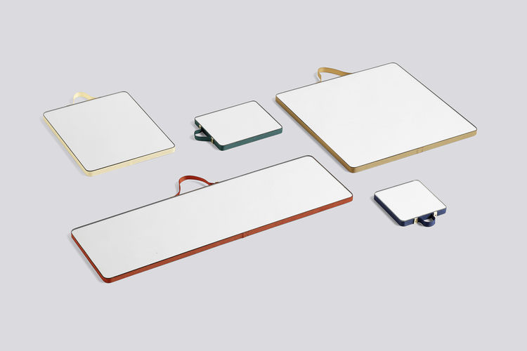 Ruban mirrors by Inga Sempé for HAY