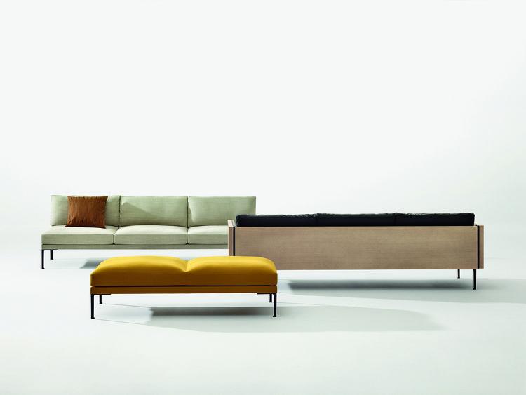 Arper Jean Marie Massaud sofa