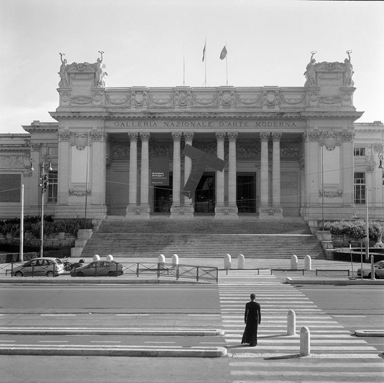 Carrie Mae Weems, Galleria Nazionale D'Arte Moderna - Rome
