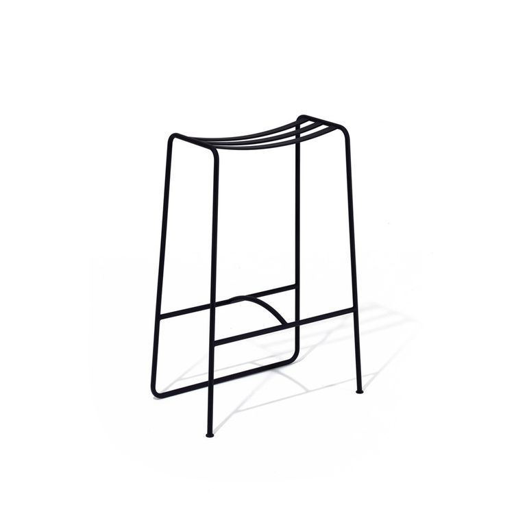 SCP Classics collection's Slatted Barstool, designed by Jasper Morrison in 1986