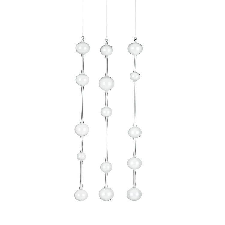 Ateenan Aamu Glass Wind Chimes by Kaj Franck for Iittala