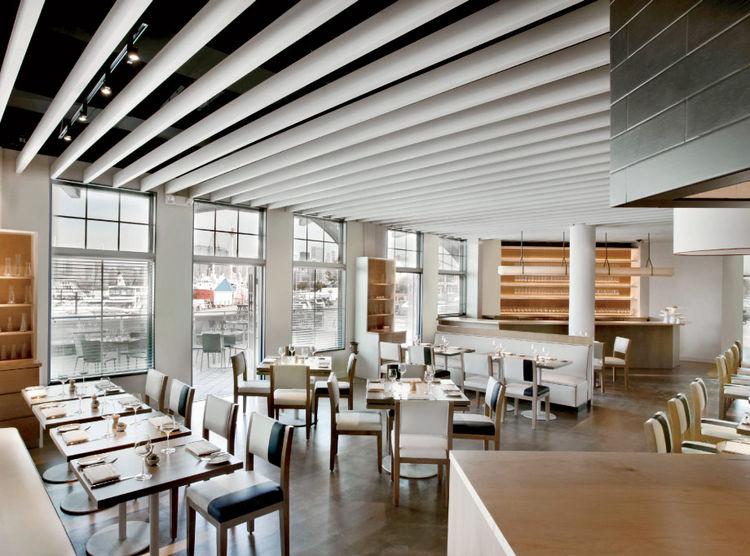 Maritime Parc restaurant