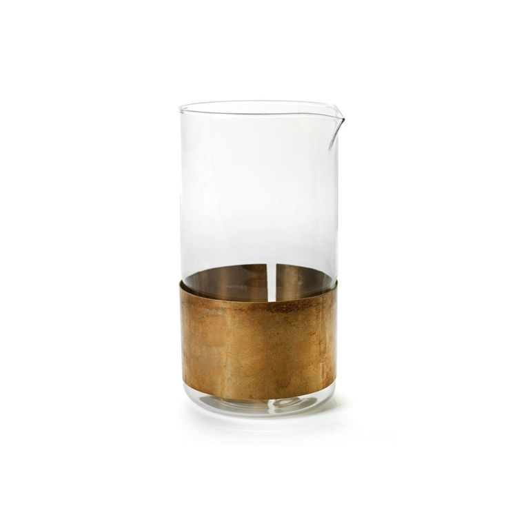 Copper Chemistry Carafe by Niels Datema for Serax, $45 at Dwell Store