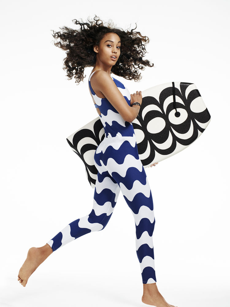 Clothing from Marimekko's collaboration with Target.