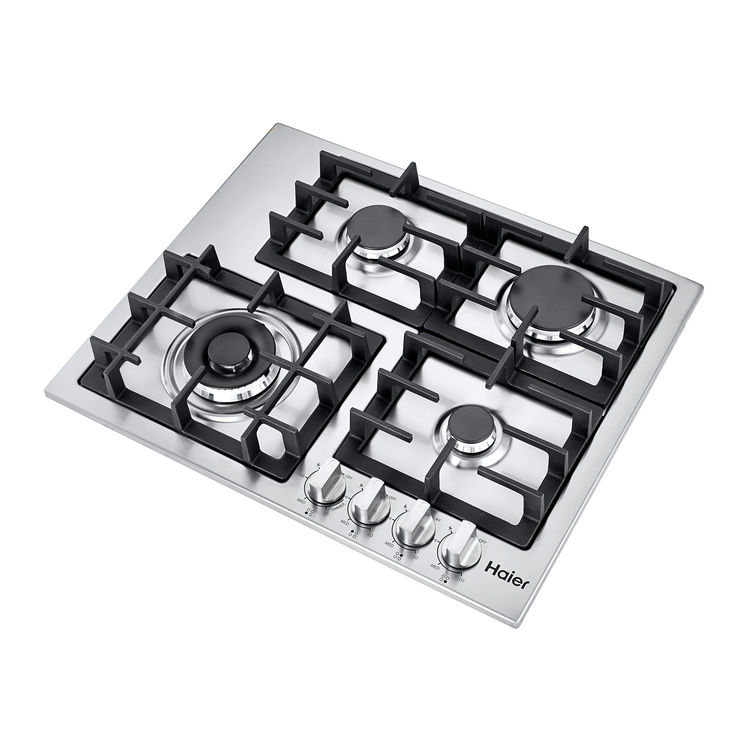 24-inch-wide gas cooktop by Haier