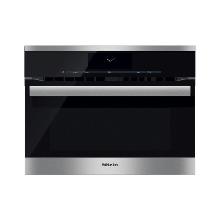 Generation 6000 M Touch speed oven by Miele, $3,500 This oven reduces cook times by up to 30 percent with combined microwave and convection functionality. At just 24 inches wide, its small size also keeps preheat time to a minimum. mieleusa.com