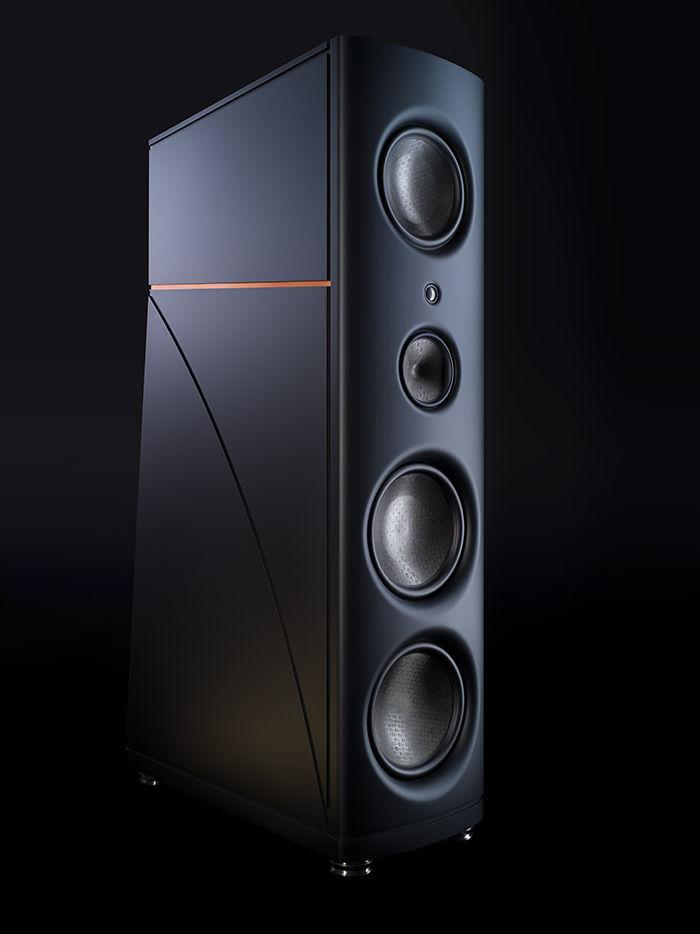 Magico Q7 Mk II loudspeaker by Magico