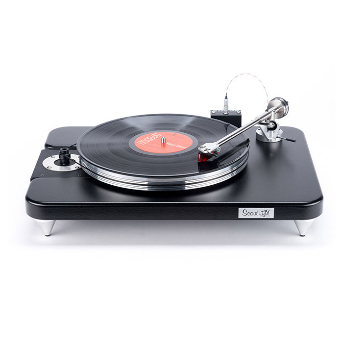 Scout Jr. turntable by VPI