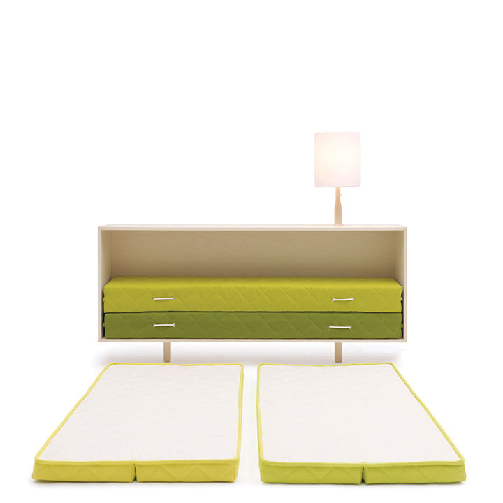 family beds by lorenzo damiani for campeggi