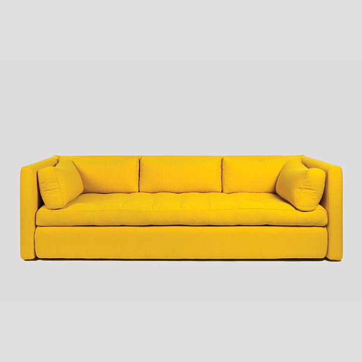 Hackney Sofa by Wrong for Hay that flat packs