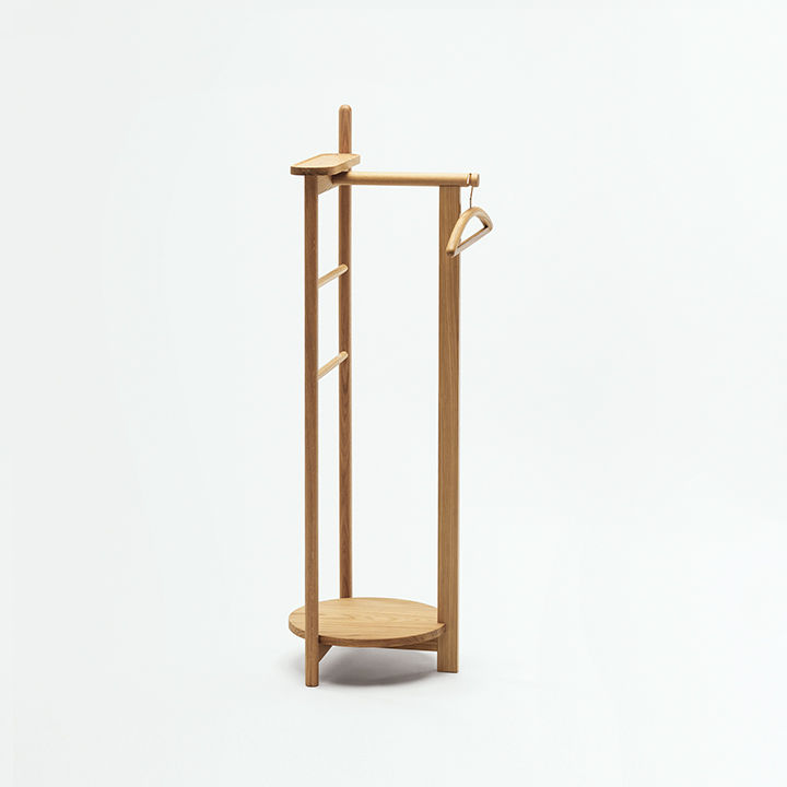 laurel by simon kampfer for zilio a&c oak valet