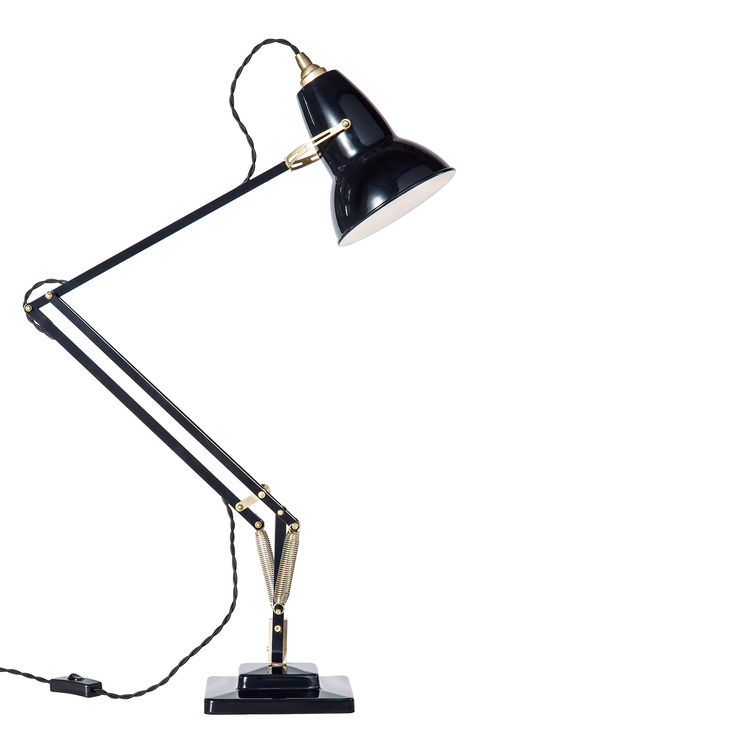 Holiday gift guide 2016 Dwell Store Graduates picks like the brass desk lamp form Angelpoise