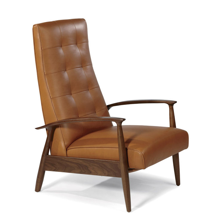 Holiday gift guide 2016 Dwell Store Made in the USA picks like Tighten up recliner by Thayer Cogin