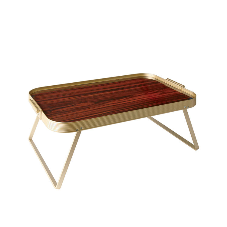 Holiday gift guide 2016 Dwell Store Graduates picks like the Kaymet rosewood and aluminum lap table
