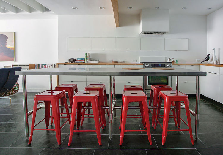 Standford Street townhouse kitchen renovation