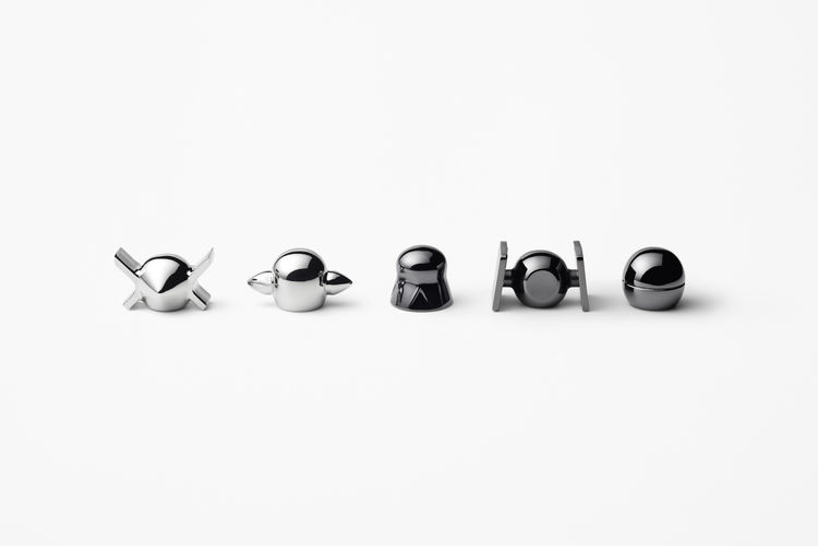 Nendo channels the Force with a Star Wars collection