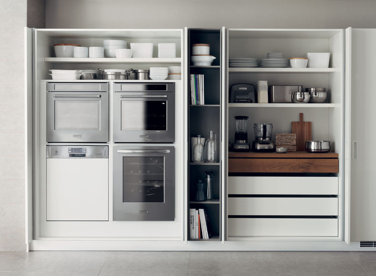 Foodshelf system by Ora-ïto for Scavolini