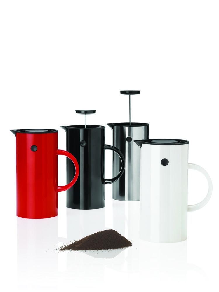 EM Press Coffee Maker from Stelton