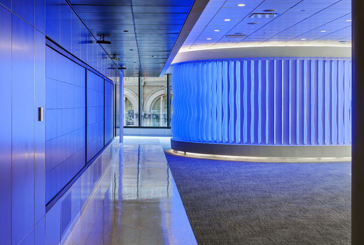 IBM Watson – 51 Astor Place interior by The Switzer Group.