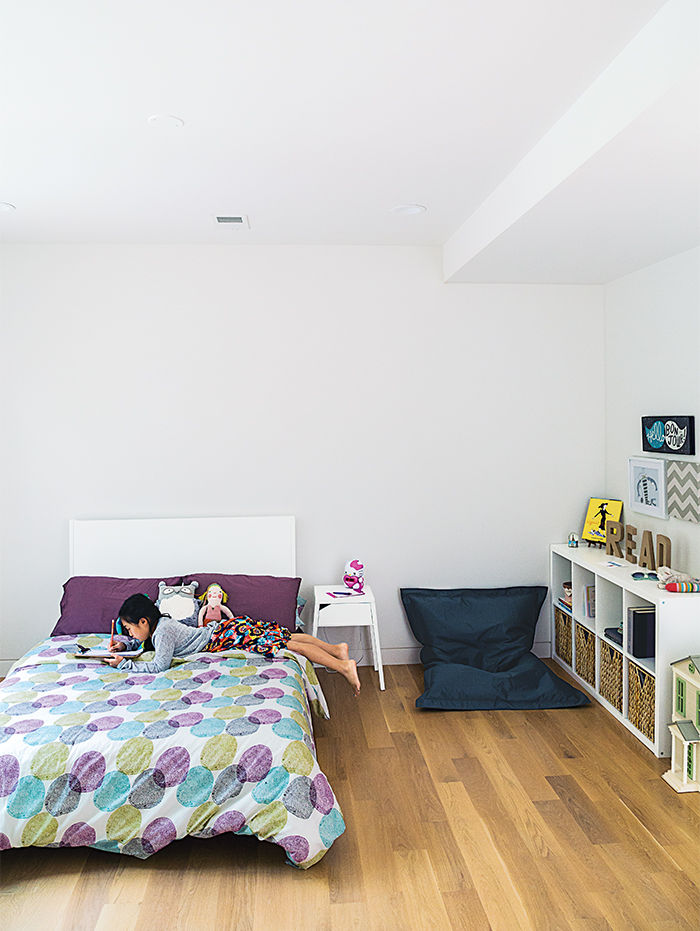 McLean, Virginia, Bridge House Kid's Bedroom