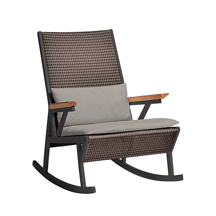 Vieques rocking chair from Kettal