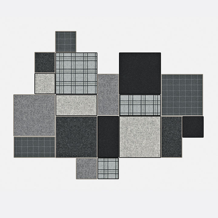 modern product office furniture buzzipatch rug tiles buzzispace
