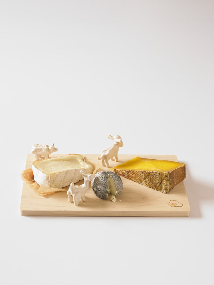 Cheeseboard Animals from Thing Industries