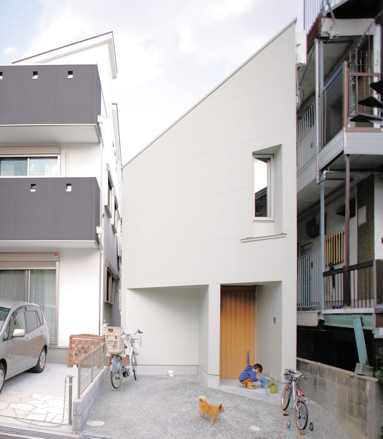 House in Rokko, Fujiwara-Muro Architects in Kobe, Japan