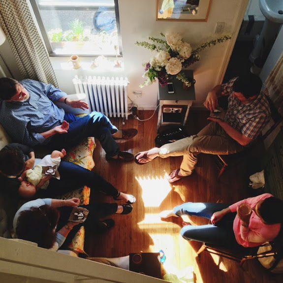 small spaces party