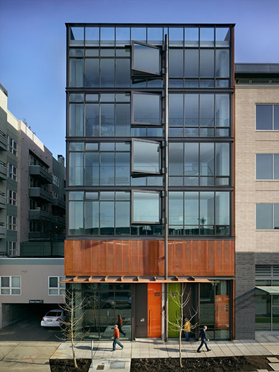 Art Stable in Seattle designed by Tom Kundig