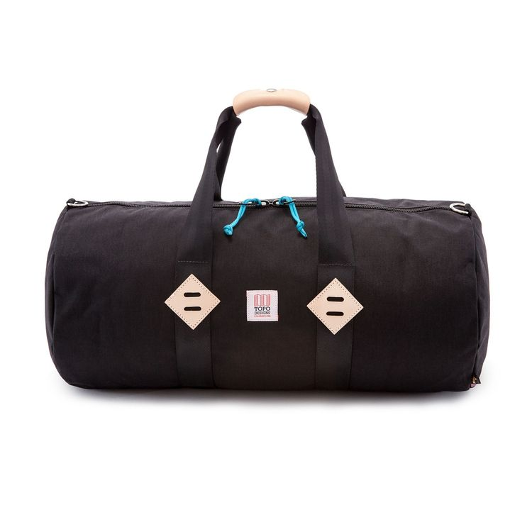 Streamlined and durable duffle bag