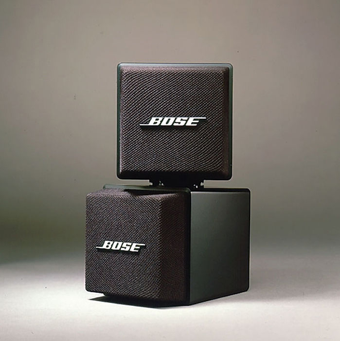 Acoustic Mass speakers by Bose