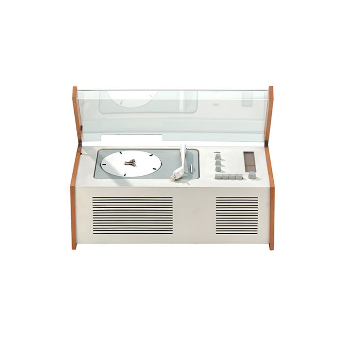 SK 4/10 Radio Phonograph by Dieter Rams and Hans Gugelot for Braun