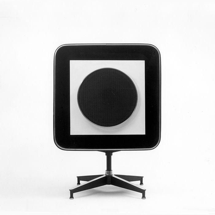 Speaker by the Eames Offce for Stephens-Trusonic, Inc.