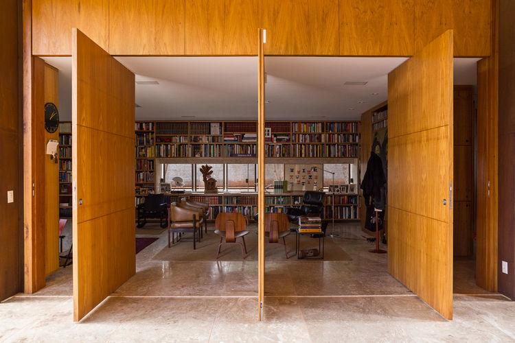 Villa BLM massive panel doors.