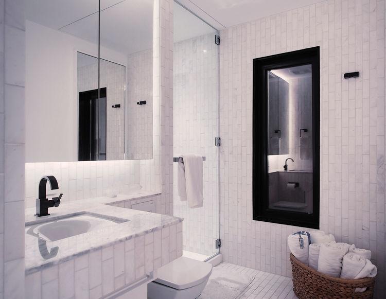 Cocoon9 Prefab Cabin Bathroom