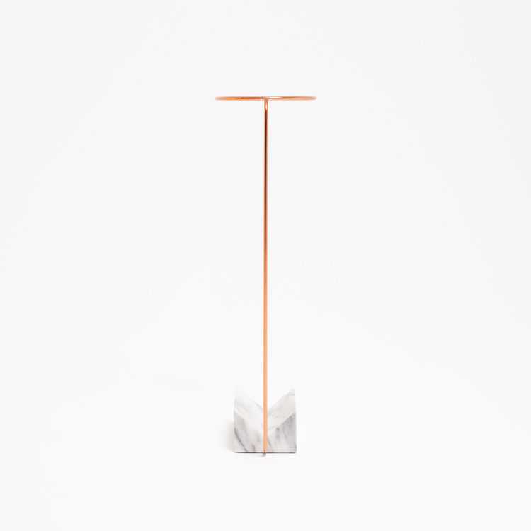 Sculptural Umbrella Stand by Thom Fougere