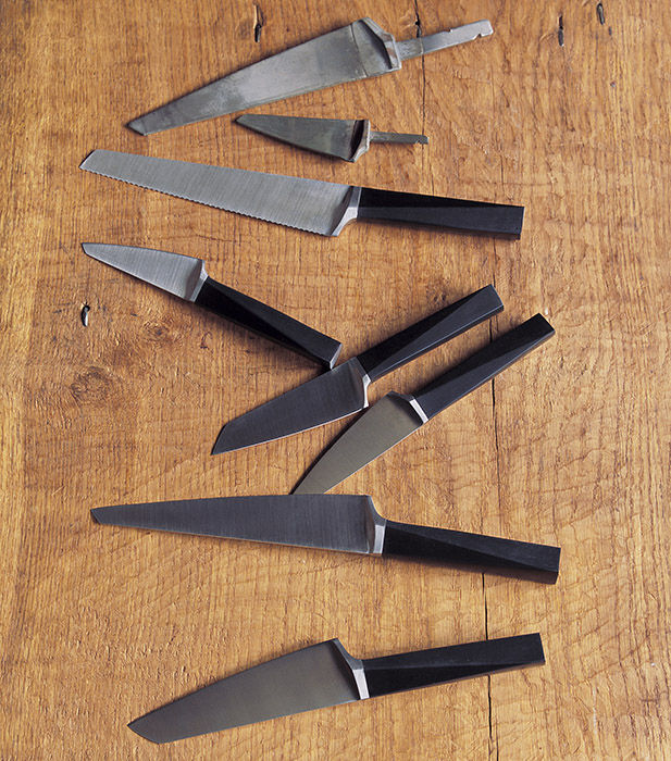 modern design young guns 2014 Aaron Probyn knives