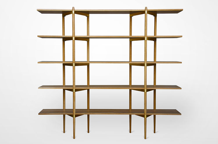 modern design young guns 2014 Casey Lurie primo 25 oak brass