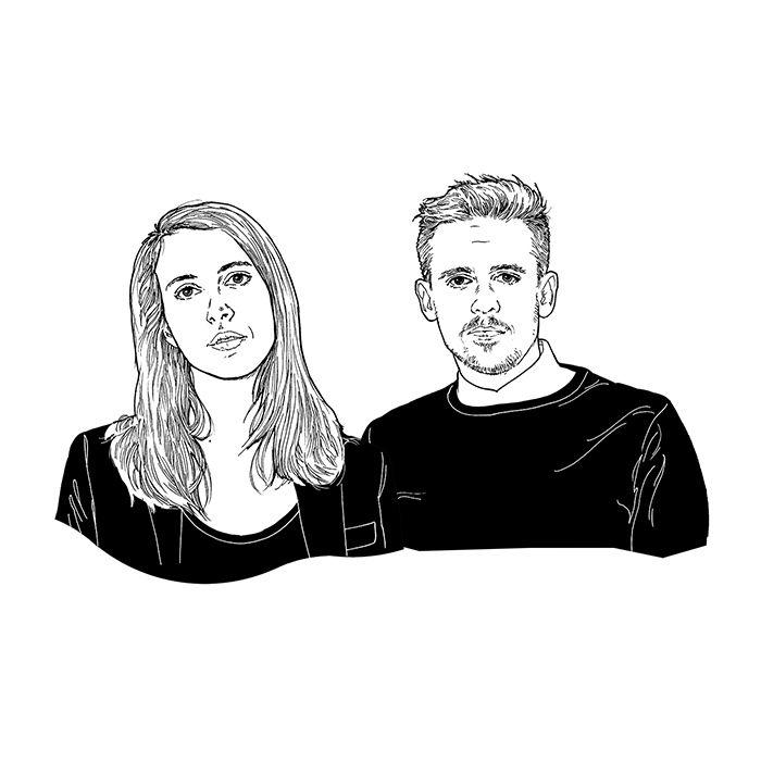 Young Guns 2015 Studio Dessuant Bone from Paris illustration