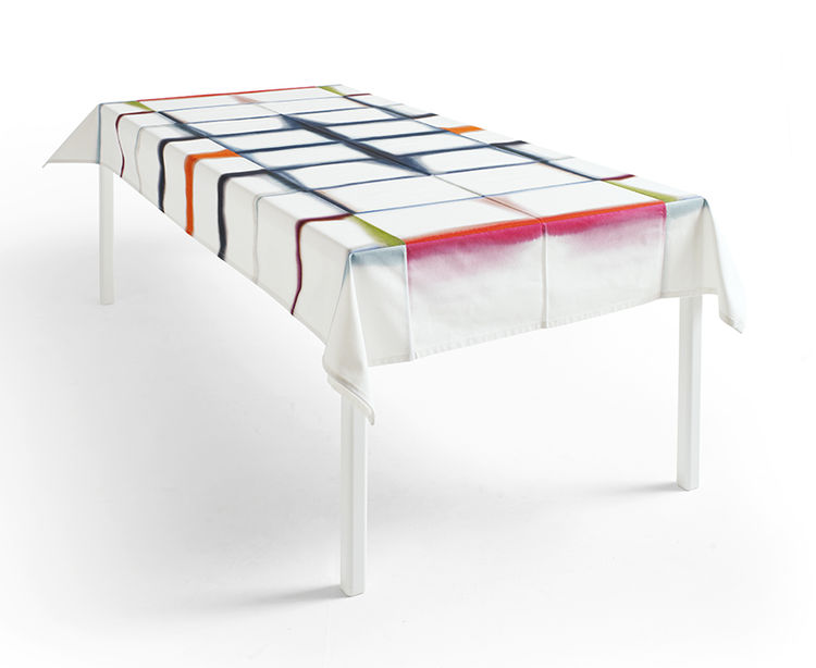 Young Guns 2015 Margrethe Odgaard from Copenhagen designed the fold unfold tablecloth