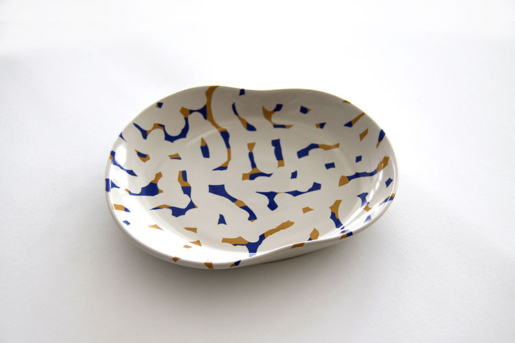 Young Guns 2015 Margrethe Odgaard from Copenhagen designed Yolk bowl