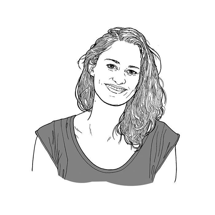 Young Guns 2015 Margrethe Odgaard from Copenhagen illustration