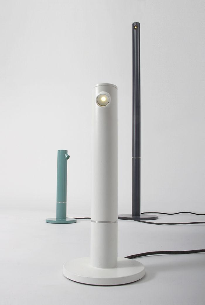 Young Guns 2015 Olli Mustikainen from Helsinki designed the bird lamp