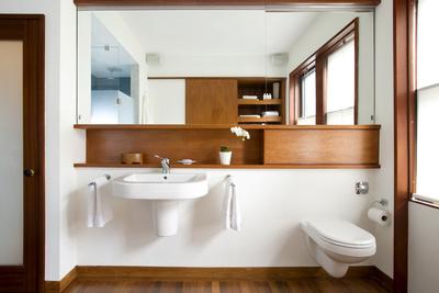 Brookline Massachusetts Bathroom Vanity