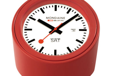 Mondaine Tube REd